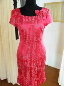 Maßgeschneidertes Kleid / Vera Grünwald, Karlsruhe